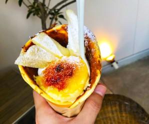 あの台湾風カキ氷で有名な「avec mon coeur」がクレープを発売!早速食べてきたよ!