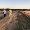 【運動不足者必見!】国府の白浜の絶景をジョギングして、健康的な2017年を!!