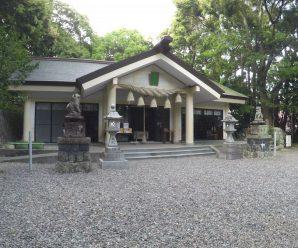 映像を撮ってきた!!志摩市宇賀多神社