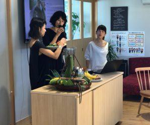 海を感じる志摩野菜に注目!モデル長谷川理恵さん×CLAYD羽田賀恵さんトークショー!
